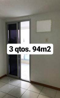 Vitória: Apartamento em Jardim Camburi ES, 3 quartos, suíte, 94m2, Sol da tarde, frente, armários embutidos, 2 vagas de garagem, andar alto, varanda, elevador, perto da praia 1
