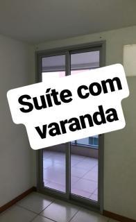 Vitória: Apartamento em Jardim Camburi ES, 3 quartos, suíte, 94m2, Sol da tarde, frente, armários embutidos, 2 vagas de garagem, andar alto, varanda, elevador, perto da praia 2
