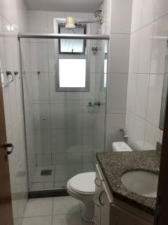 Vitória: Apartamento em Jardim Camburi ES, 3 quartos, suíte, 94m2, Sol da tarde, frente, armários embutidos, 2 vagas de garagem, andar alto, varanda, elevador, perto da praia 28