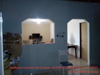 Cuiabá: VENDO!!! Uma casa de esquina no bairro Jardim Vitória em Cuiabá-MT 4