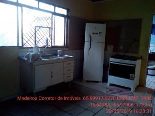 Cuiabá: VENDO!!! Uma casa no bairro industriário II 5