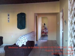 Cuiabá: VENDO!!! Uma casa no bairro industriário II 8