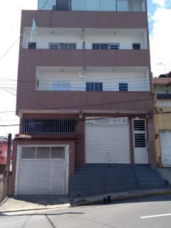 Diadema: Kitnet 30m2 - Conceição - Diadema - SP (Sem condomínio) 1