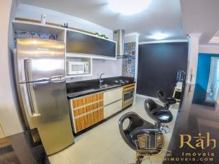 Balneário Camboriú:  Prédio Super Ventilado Apartamento Com 1 Suíte 3