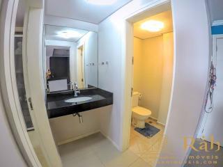 Balneário Camboriú:  Prédio Super Ventilado Apartamento Com 1 Suíte 7