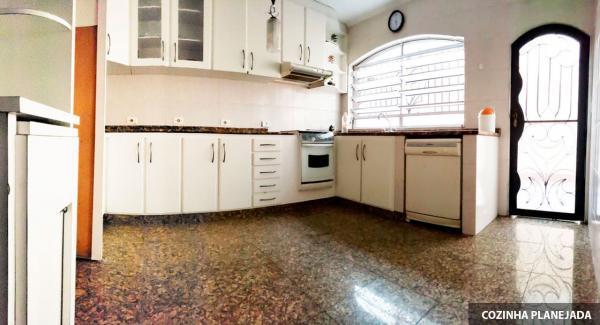 Santo André: Sobrado 3 Dormitórios 184 m² em Santo André - Jardim Bela Vista. 2