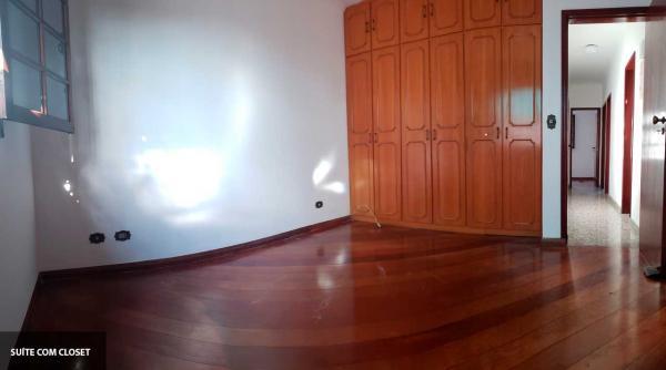 Santo André: Sobrado 3 Dormitórios 184 m² em Santo André - Jardim Bela Vista. 6