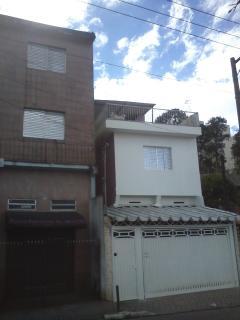 Diadema: Casa 02 Cômodos Próximo Diadema Vila Guacuri Sp 1
