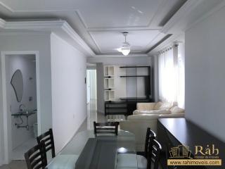 Balneário Camboriú: Mobiliado 1 suíte com sacada + 2 dormitórios 3