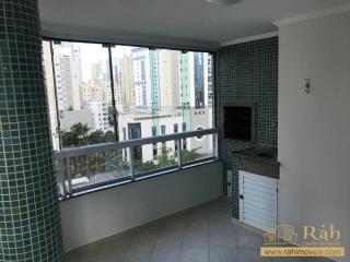 Balneário Camboriú: Mobiliado 1 suíte com sacada + 2 dormitórios 8
