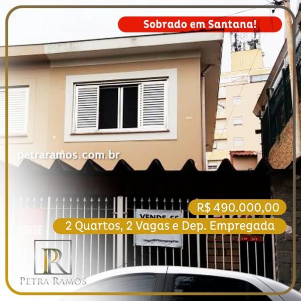 São Paulo: Sobrado - Santana 2