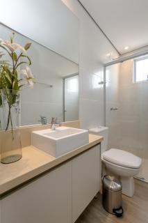 Balneário Camboriú: Climatizado - Apartamento Mobiliado, equipado e decorado, 3