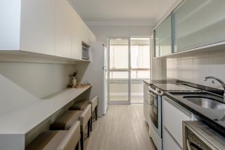 Balneário Camboriú: Climatizado - Apartamento Mobiliado, equipado e decorado, 7