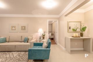 Balneário Camboriú: Apartamento com área privativa de 127 m², 3 suítes, sacada com churrasqueira, 1 vaga de garagem 1