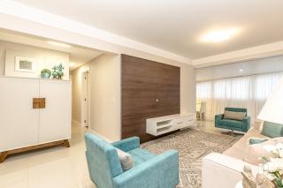 Balneário Camboriú: Apartamento com área privativa de 127 m², 3 suítes, sacada com churrasqueira, 1 vaga de garagem 2