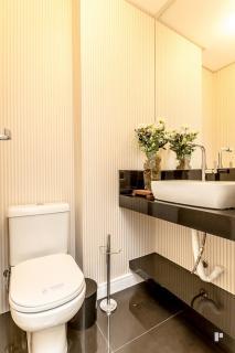 Balneário Camboriú: Apartamento com área privativa de 127 m², 3 suítes, sacada com churrasqueira, 1 vaga de garagem 7