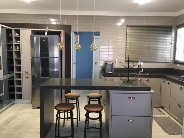 Santo André: Excelente Apartamento 3 Dormitórios 136 m² no Bairro Santa Paula - São Caetano do Sul. 1