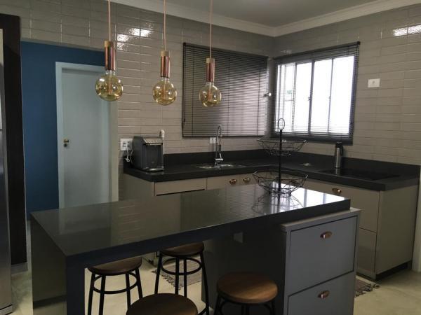 Santo André: Excelente Apartamento 3 Dormitórios 136 m² no Bairro Santa Paula - São Caetano do Sul. 2