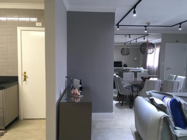 Santo André: Excelente Apartamento 3 Dormitórios 136 m² no Bairro Santa Paula - São Caetano do Sul. 7