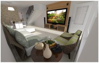 São Gonçalo: Duplex novinho a venda em Itaboraí RJ (condomínio) A1732 2