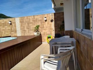 Florianópolis: Apartamento Cobertura - 2 quartos/piscina - Cachoeira do Bom Jesus - Floripa/SC 6