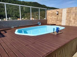 Florianópolis: Apartamento Cobertura - 2 quartos/piscina - Cachoeira do Bom Jesus - Floripa/SC 7