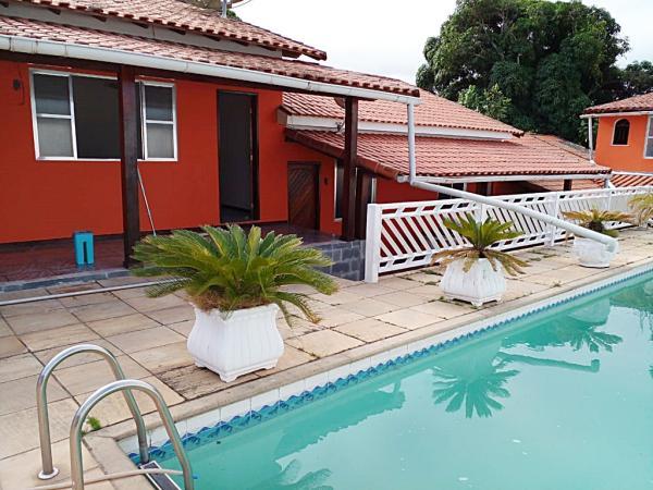 Maricá: Guaratiba-Maricá/RJ, Casa Com 3 Quartos, Piscina, 2º Pav. Salão De Jogos.Bom Para Host Family. 13