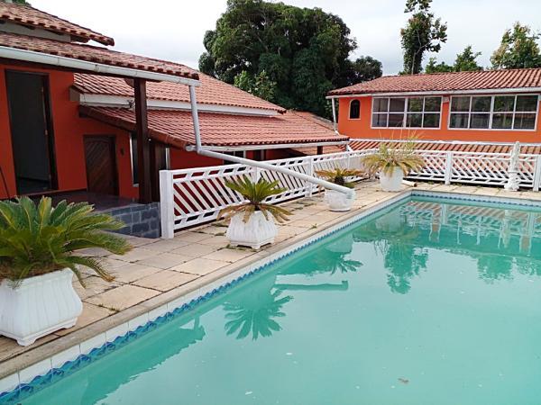 Maricá: Guaratiba-Maricá/RJ, Casa Com 3 Quartos, Piscina, 2º Pav. Salão De Jogos.Bom Para Host Family. 24