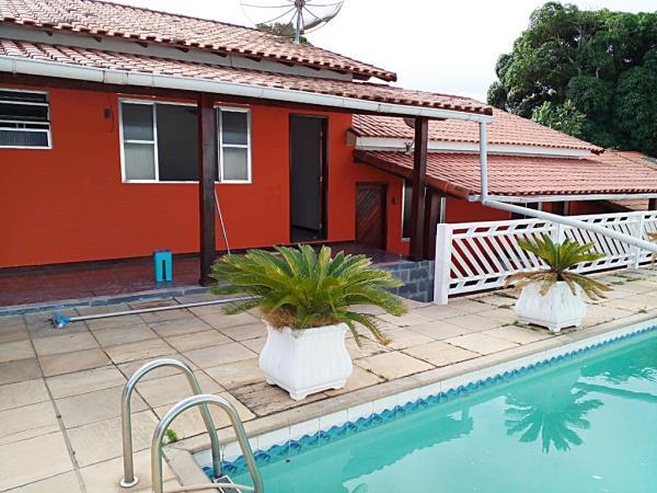 Maricá: Guaratiba-Maricá/RJ, Casa Com 3 Quartos, Piscina, 2º Pav. Salão De Jogos.Bom Para Host Family. 3