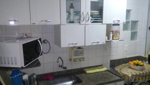 Vitória: Apartamento para venda em Jardim da Penha ES, 2 quartos, 57m2, Sol da manhã, frente, armários embutidos, 1 vaga de garagem 13