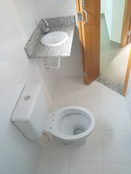 Santo André: Cobertura Sem Condomínio 84 m² em Santo André - Vila Guiomar. 11