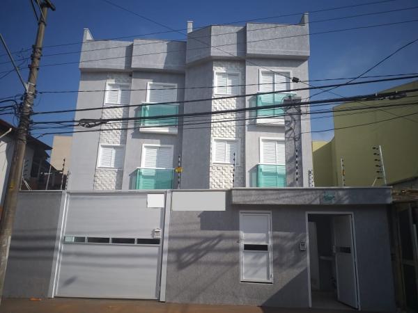 Santo André: Cobertura Sem Condomínio 84 m² em Santo André - Vila Guiomar. 1