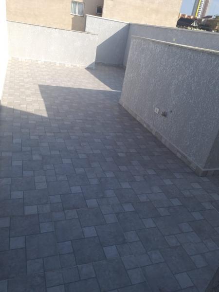 Santo André: Cobertura Sem Condomínio 84 m² em Santo André - Vila Guiomar. 5