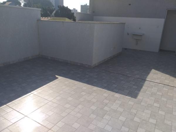 Santo André: Cobertura Sem Condomínio 84 m² em Santo André - Vila Guiomar. 6