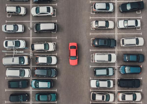 Santo André: Estacionamento 700 m² em Santo André - Bairro com Centro Comercial Movimentado. 1