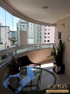 Balneário Camboriú: Apartamento para a venda com 1 suite + 2 dormitórios com 2 vagas de garagem 1