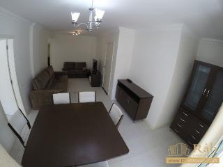 Balneário Camboriú: Apartamento 1 suíte + 1 dormitório com 1 vaga privativa - Ampla sacada com churrasqueira. 6