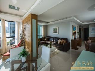 Balneário Camboriú: Apartamento Mobiliado com 3 Suítes - frente mar 6