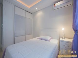 Balneário Camboriú: Apartamento Mobiliado com 3 Suítes - frente mar 9
