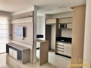 Balneário Camboriú: Apartamento 2 suítes cozinha, ampla sala de estar e jantar e sacada com vista privilegiada. 3
