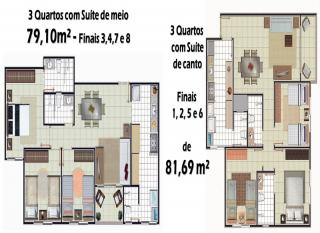 Brasília: Maior 3 Quartos da Ceilandia