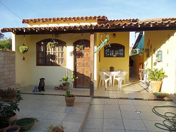 Maricá: Bairro Cordeirinho-Maricá/RJ, Casa C/2 Qtos Sendo 1 Suíte, Porão C/Pé Direito De 2,80 m. 1