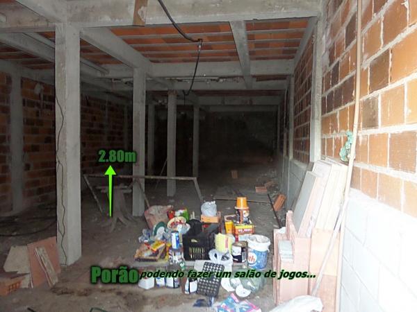 Maricá: Bairro Cordeirinho-Maricá/RJ, Casa C/2 Qtos Sendo 1 Suíte, Porão C/Pé Direito De 2,80 m. 27