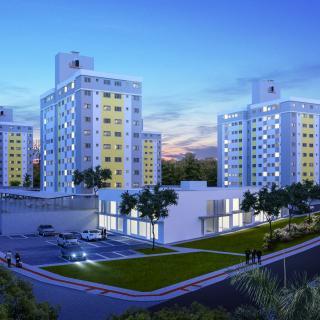 Criciúma: Residencial Torres de Santelmo 1