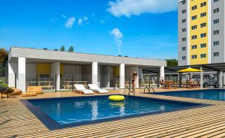 Criciúma: Residencial Torres de Santelmo 3