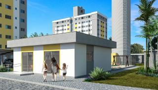 Criciúma: Residencial Torres de Santelmo 4