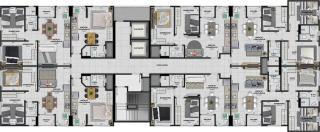 Criciúma: Residencial Torres de Santelmo 5