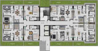 Criciúma: Residencial Torres de Santelmo 8