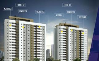 São José dos Campos: Compre seu apartamento de 2 ou 3 Dorms c/ prestações a partir de  R$ 930,00! Zona Sul 6