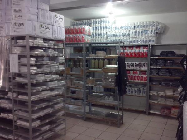 Santo André: Loja de Produtos Descartáveis em Santo André - Próximo do Centro. 1